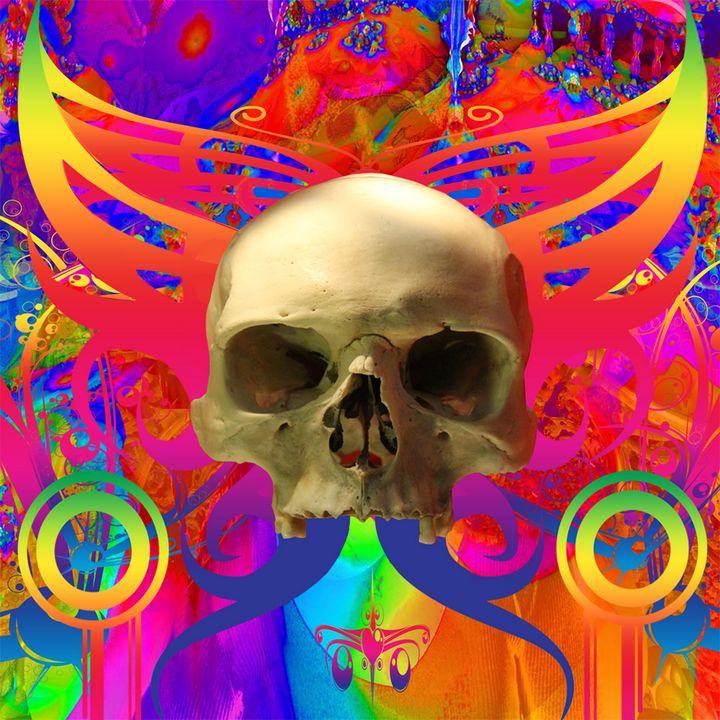 Skull Butterfly - ICARUSISMART