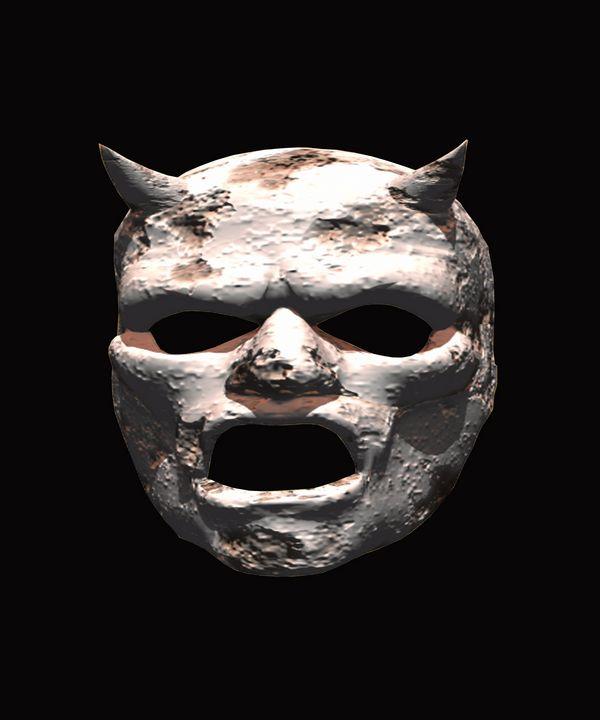 Mask of Stone - ICARUSISMART