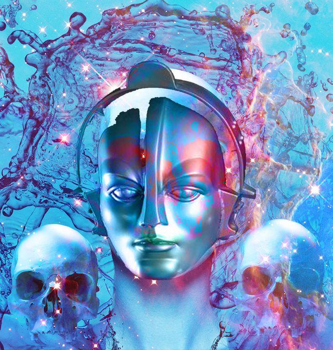 Robot Transcendence - ICARUSISMART