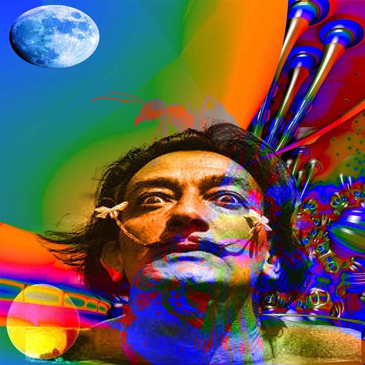Dream of Salvador Dali - ICARUSISMART
