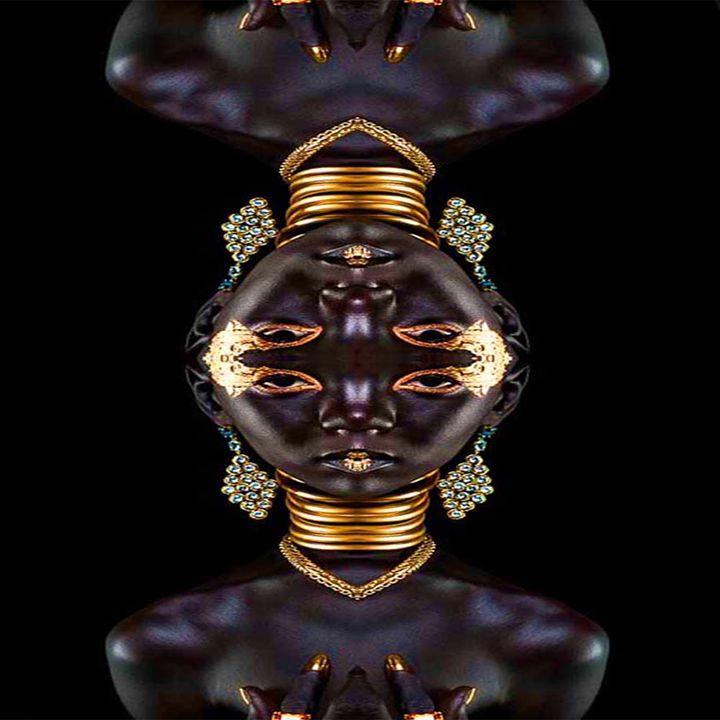 African Goddess - ICARUSISMART