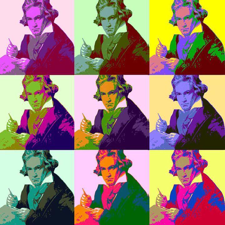 Ludwig Van Beethoven (1770-1827) Pop - ICARUSISMART