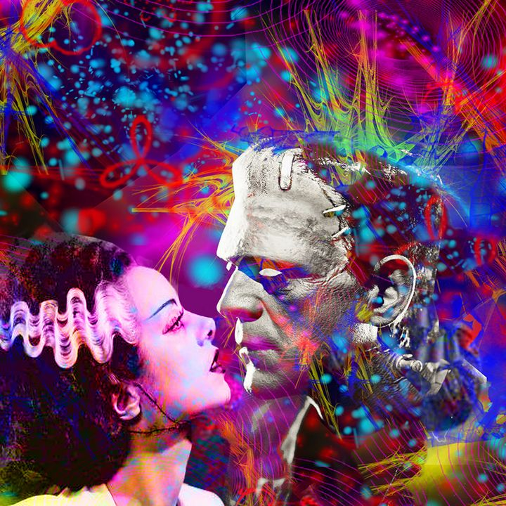 Frankenstein`s Bride - ICARUSISMART