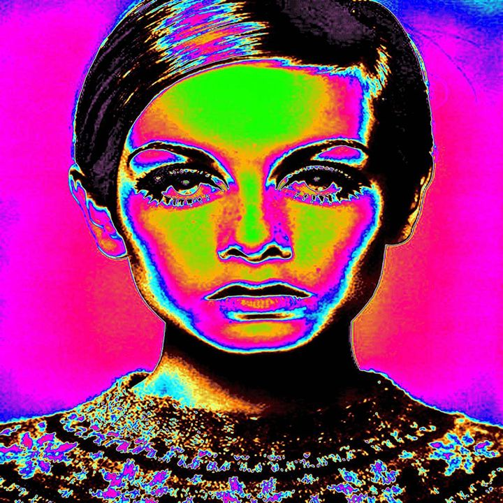 Pop Art fashion - ICARUSISMART