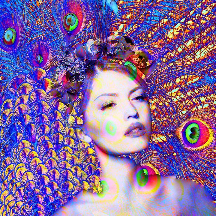 Peacock Dance - ICARUSISMART