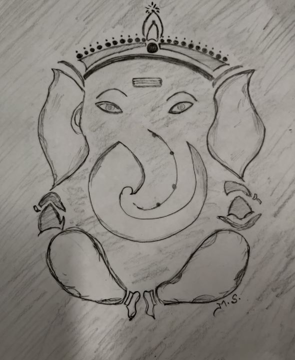 Lord Ganesha - Magic in Hands