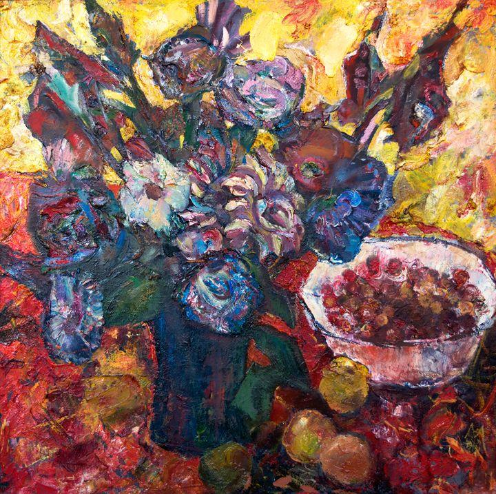 Autumn Bouquet - Nikolay Malafeev