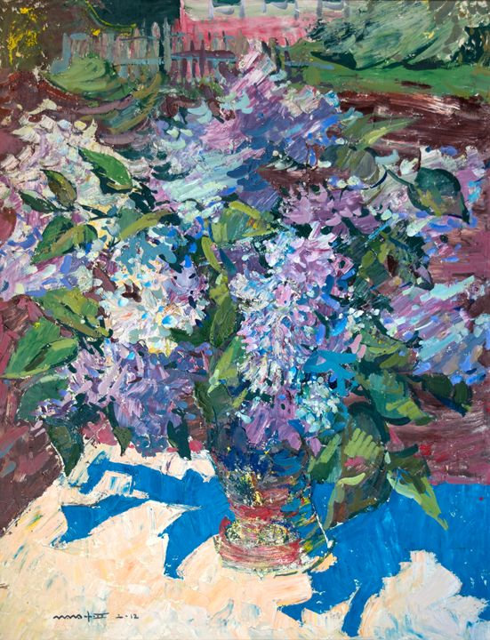 Lilac - Nikolay Malafeev