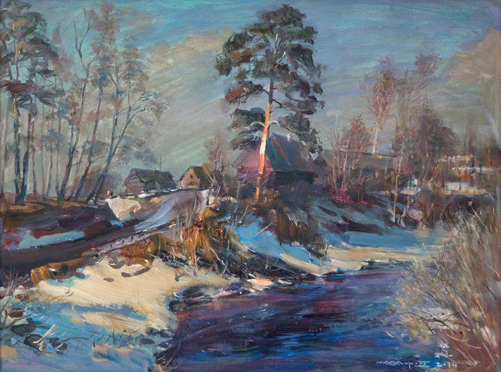 Spring - Nikolay Malafeev