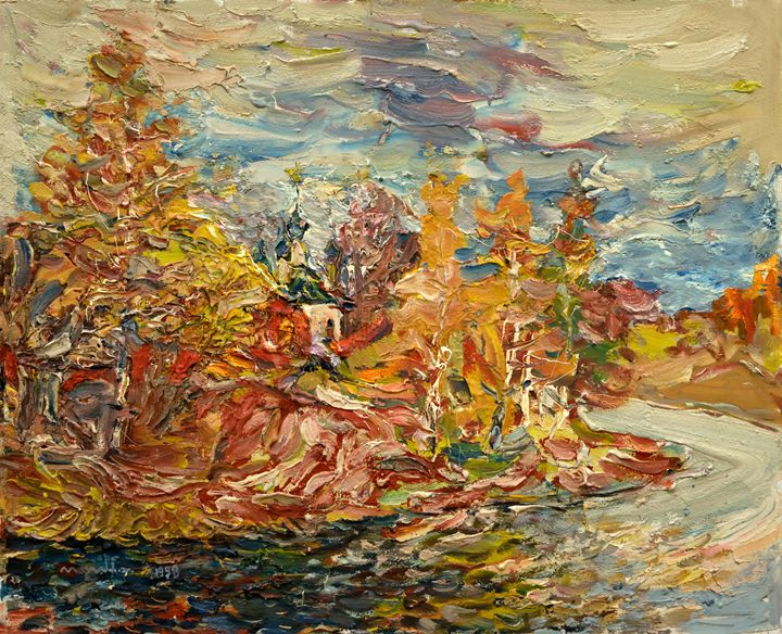 Melody of Autumn - Nikolay Malafeev