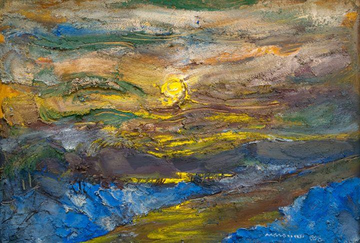 Golden Spring - Nikolay Malafeev