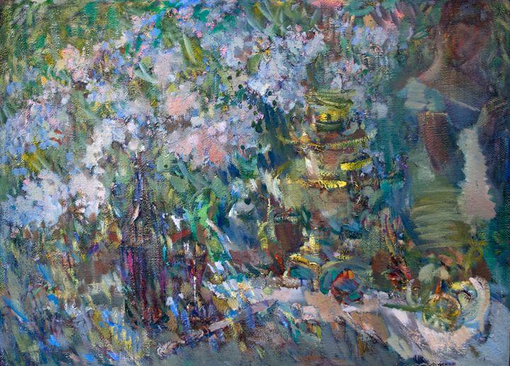 Lavender Tea - Nikolay Malafeev
