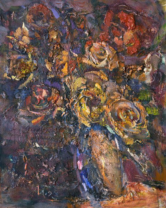 Flowers - Nikolay Malafeev