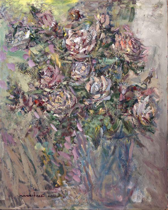White Roses - Nikolay Malafeev