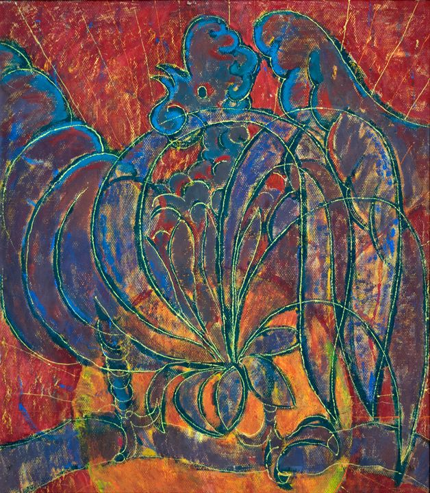 Rooster - Nikolay Malafeev