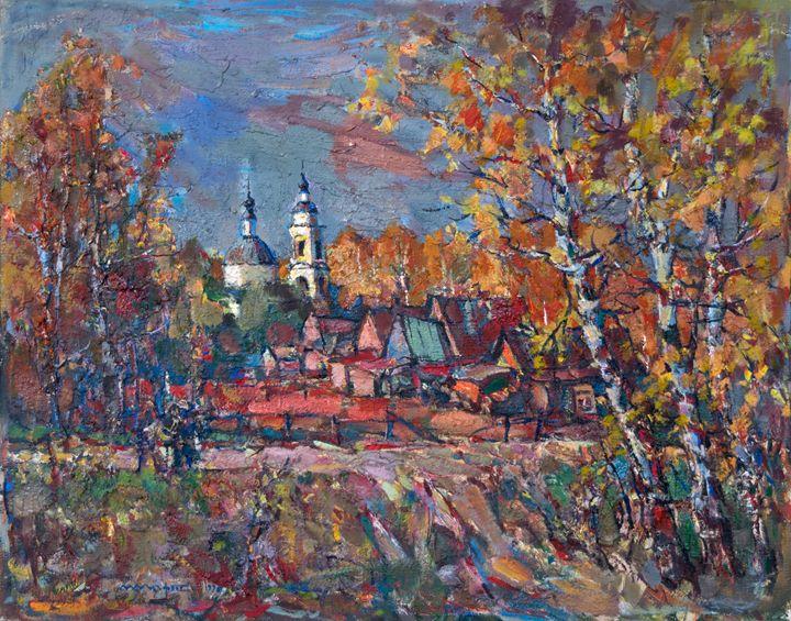 September - Nikolay Malafeev