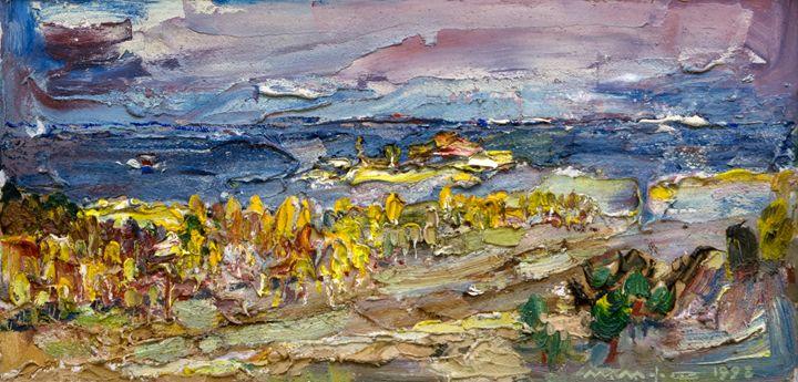 Sea - Nikolay Malafeev