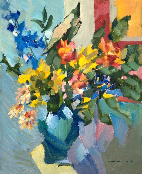 Celebration Bouquet - Nikolay Malafeev