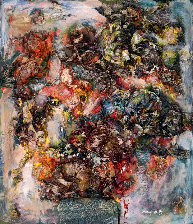 Abstract Bouquet - Nikolay Malafeev
