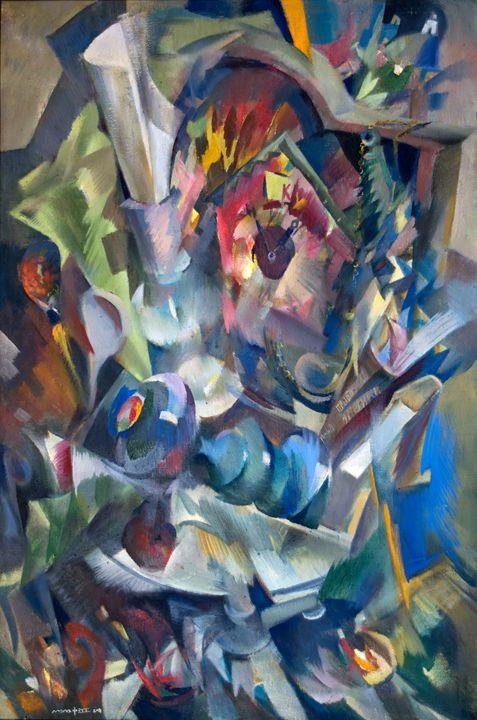 Time - Nikolay Malafeev