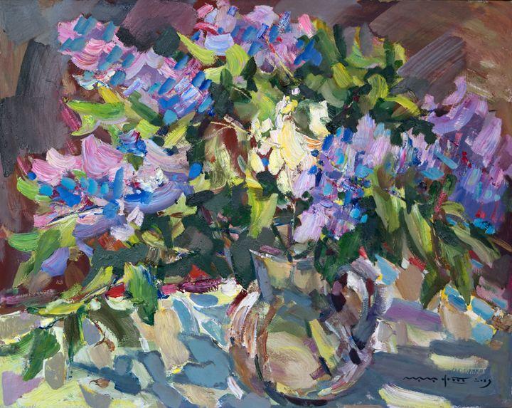 Lilacs - Nikolay Malafeev