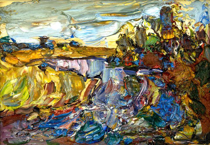 Solonitsa River - Nikolay Malafeev