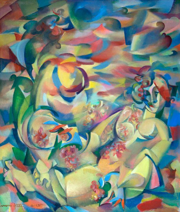 Summer Veil - Nikolay Malafeev