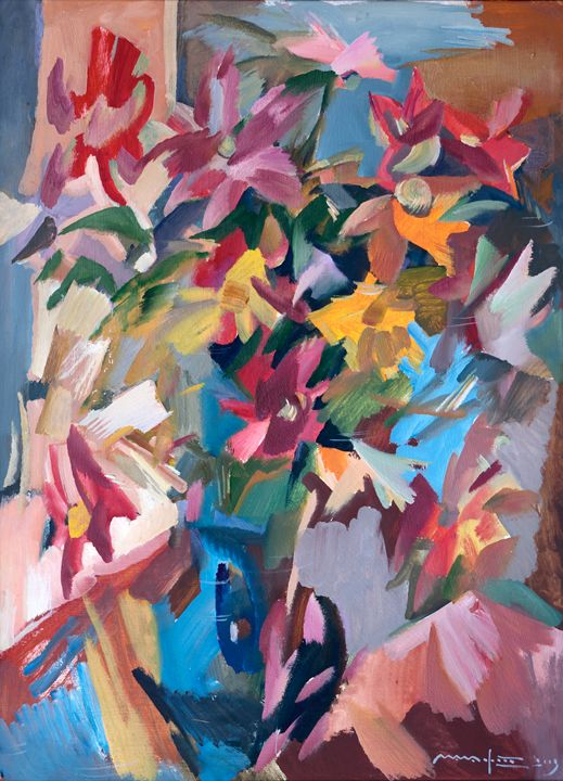 Summer Bouquet - Nikolay Malafeev