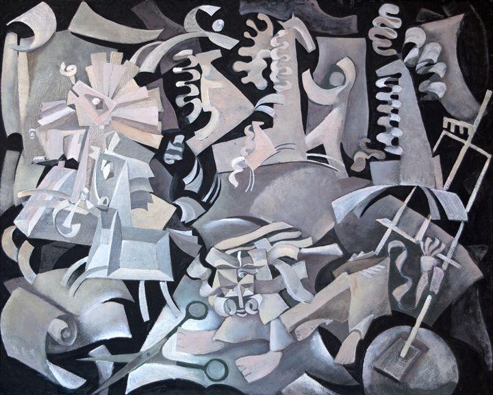 Paper Fantasy - Nikolay Malafeev