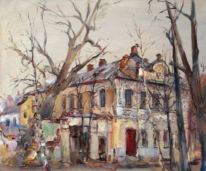 Old House - Nikolay Malafeev