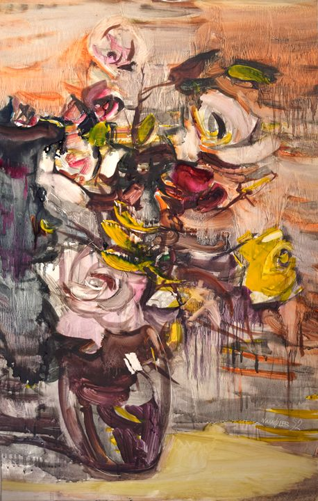 Roses - Nikolay Malafeev