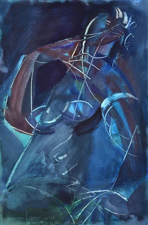 In The Night Light - Nikolay Malafeev