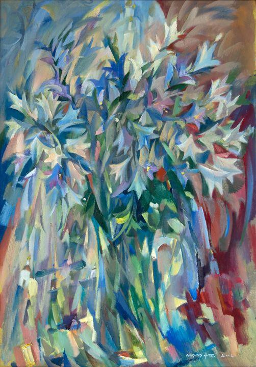 Bellflowers - Nikolay Malafeev