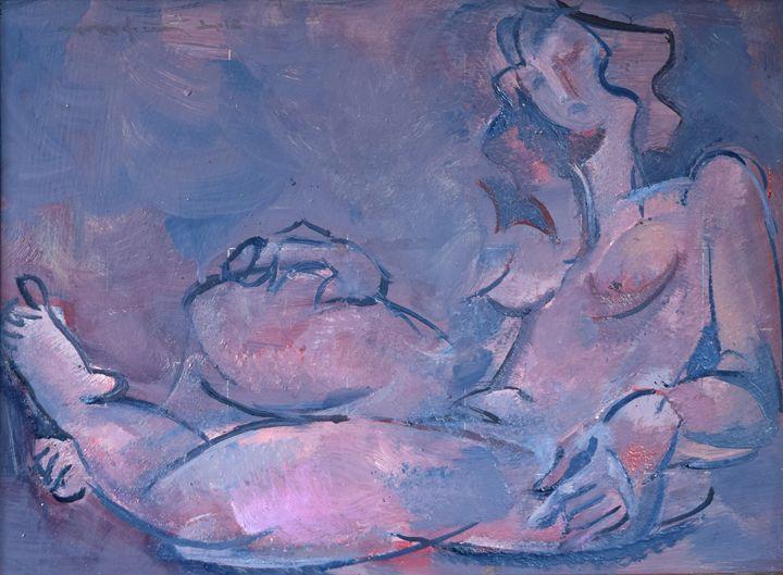 Purple Light - Nikolay Malafeev