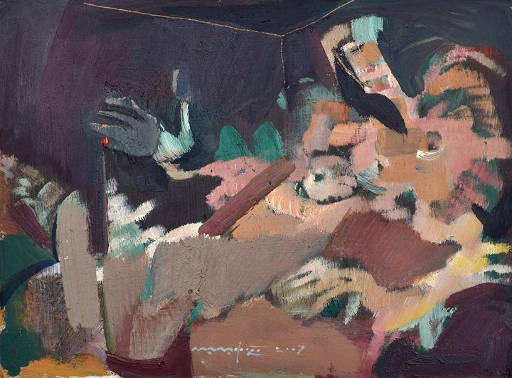 In The Room - Nikolay Malafeev