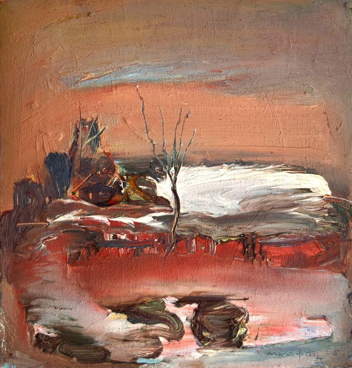 Last Snow - Nikolay Malafeev