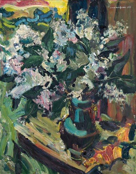 Lilac Bouquet - Nikolay Malafeev