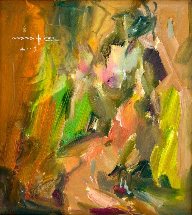 In the Evening - Nikolay Malafeev