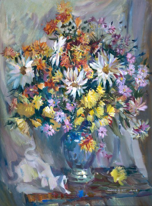 Big Bouquet - Nikolay Malafeev