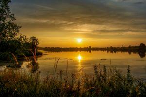Sunrise Farmington Lake  Oswego Il