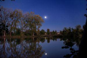 Farmington Lake Oswego Il - Sunset Awe