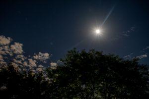 Full moon Oct 19th 2021 - Sunset Awe