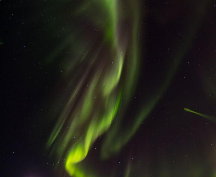 Greenland Aurora - Liam O'Brien