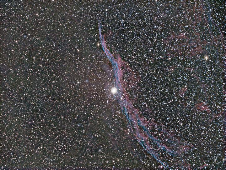 The Witches Broom - Veil Nebula - Liam O'Brien