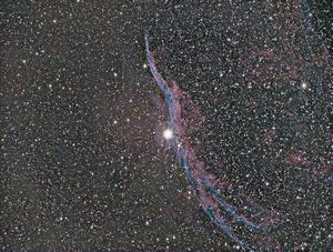 The Witches Broom - Veil Nebula
