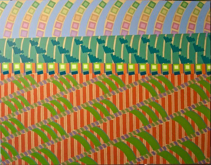 Lysosmuga, No 4 - Modern Ukrainian Art