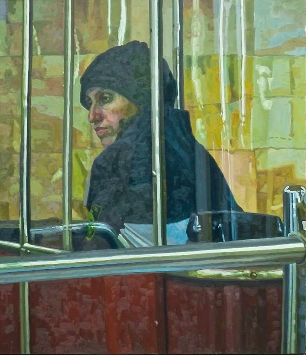 Underground Station Kontraktova Sqr - Modern Ukrainian Art