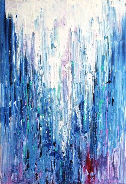 Through Falling Skies - Antae Arts