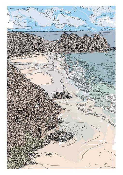 Cornwall (colors) - Sarah Cuneo Créations