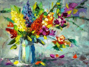 Summer in the vase